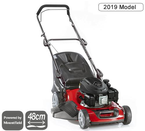 Mountfield S481 HP Push Petrol 4 Wheel Lawn mower