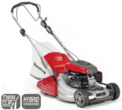 Mountfield SP555R V Premium Self-Propelled Rear Roller Lawn mower