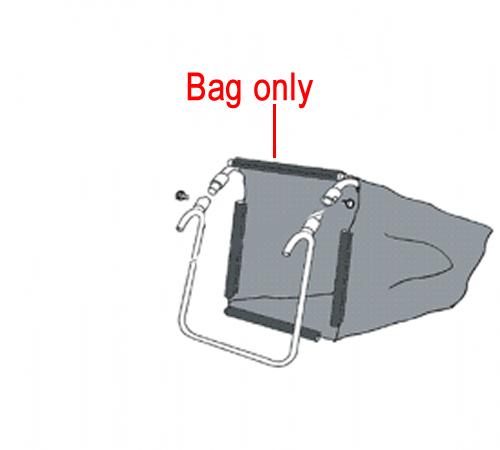 Mountfield VE32 Scarifier Collector Bag