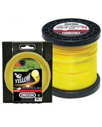 Oregon Yellow Roundline 3mm Strimmer Line 120m