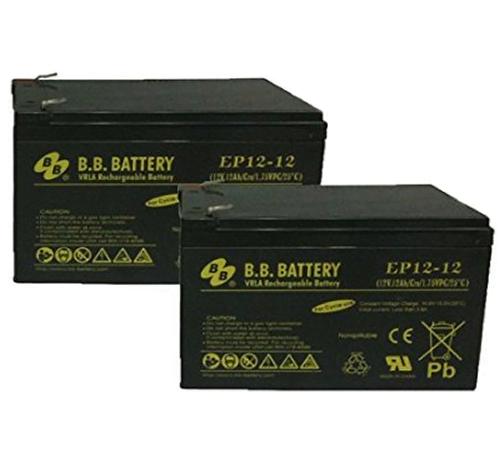 Robomow 12Ah Batteries (Pair) for the RM Robomow Models