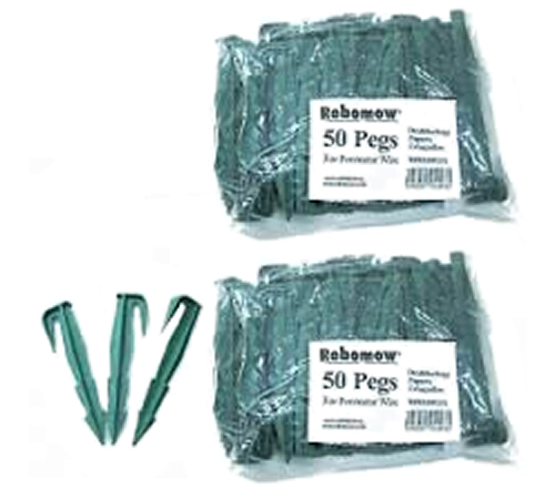 Robomow - Additional Perimeter Pegs (100)