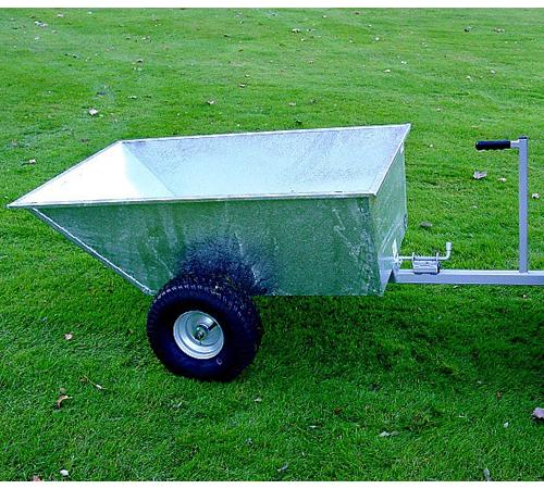 SCH Tipping Dump Trailer (Galvanised Body) GDTT/GALV