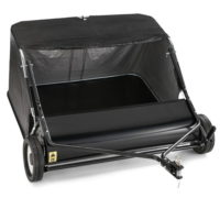 Stiga 42 inch Towed Leaf Sweeper / Collector