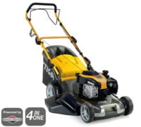 Stiga Combi 55 SQ B Self-Propelled 4-in-1 Petrol Lawn mower