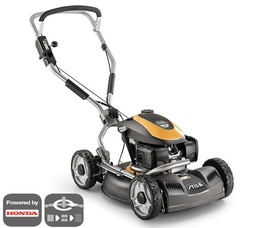 Stiga Multiclip Pro 50 SX H Self Propelled Mulching Lawn Mower