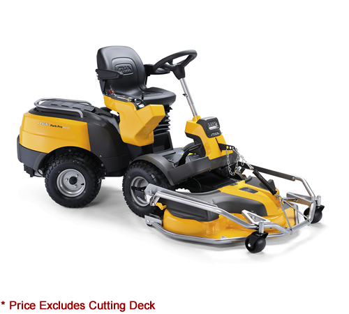 Stiga Park Pro 540 IX 4WD Out Front Ride On Lawn mower