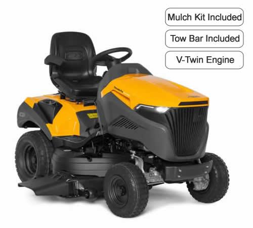 Stiga Tornado Pro 9121 XWSY Mulching/Side Discharge Lawn Tractor