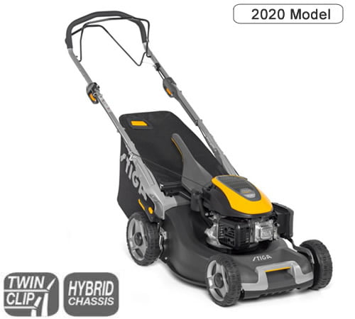Stiga Twinclip 50 S Self-Propelled Combi Lawn mower