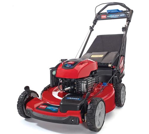Toro 21766 55cm AWD Self Propelled Recycler Lawn mower