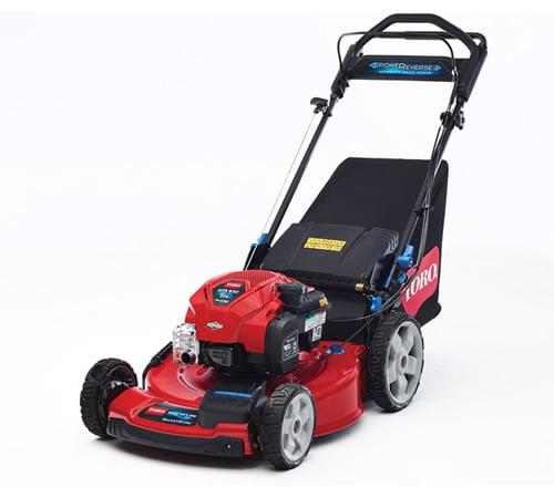 Toro 21768 PoweReverse™ ADS SmartStow® High Wheel Lawn Mower