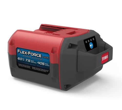 Toro Flex-Force 60v 7.5Ah 405 Wh Lithium-ion Battery