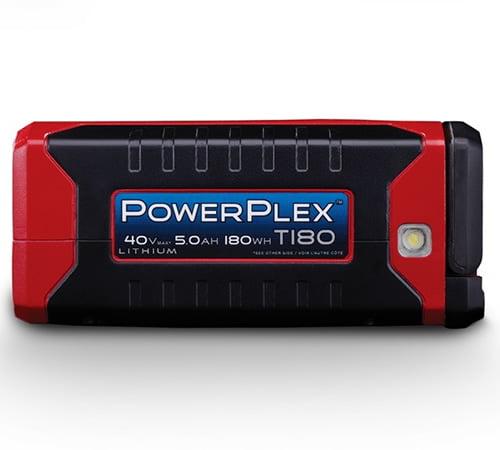 Toro Power Plex™ T180 5.0Ah Lithium-Ion Battery