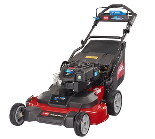 Toro Timemaster 21810 76cm Self Propelled Lawn mower