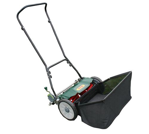 Webb H18 Hand Push Cylinder Lawn mower