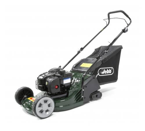 Webb Supreme RR17P Push Rear Roller Lawnmower