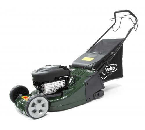 Webb Supreme RR19SP Self-Propelled Rear Roller Lawnmower