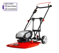 Cobra AIRMOW5180V Cordless Hover Mower with 2 x Battery & Charger