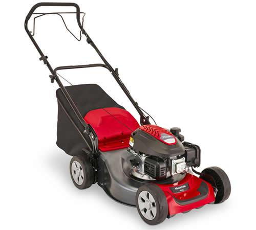 Mountfield SP46 4 Wheel Self-Propelled Petrol Lawn mower
