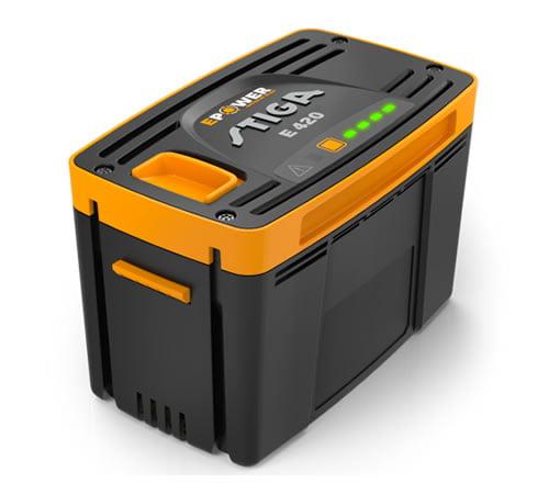 Stiga E420 2Ah 86Wh 48v 500 - 700 - 900 Series Battery