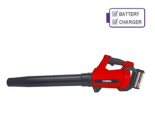 Cobra LB45024V 24v Cordless Leaf Blower with Battery & Charger