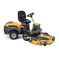 Stiga Park 345 PWX 4WD Front-Cut Ride-On Lawnmower (Excluding Deck)