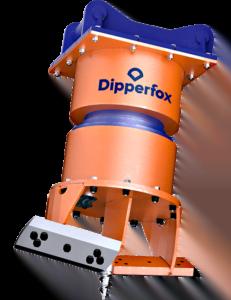Stump Crusher 850 Pro By Dipperfox