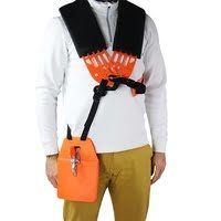 Comfort Plus Brushcutter Shoulder-Harness (Double) - JR HAR005